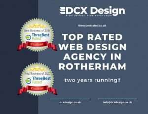 Top rated web designer in Rotherham! 3