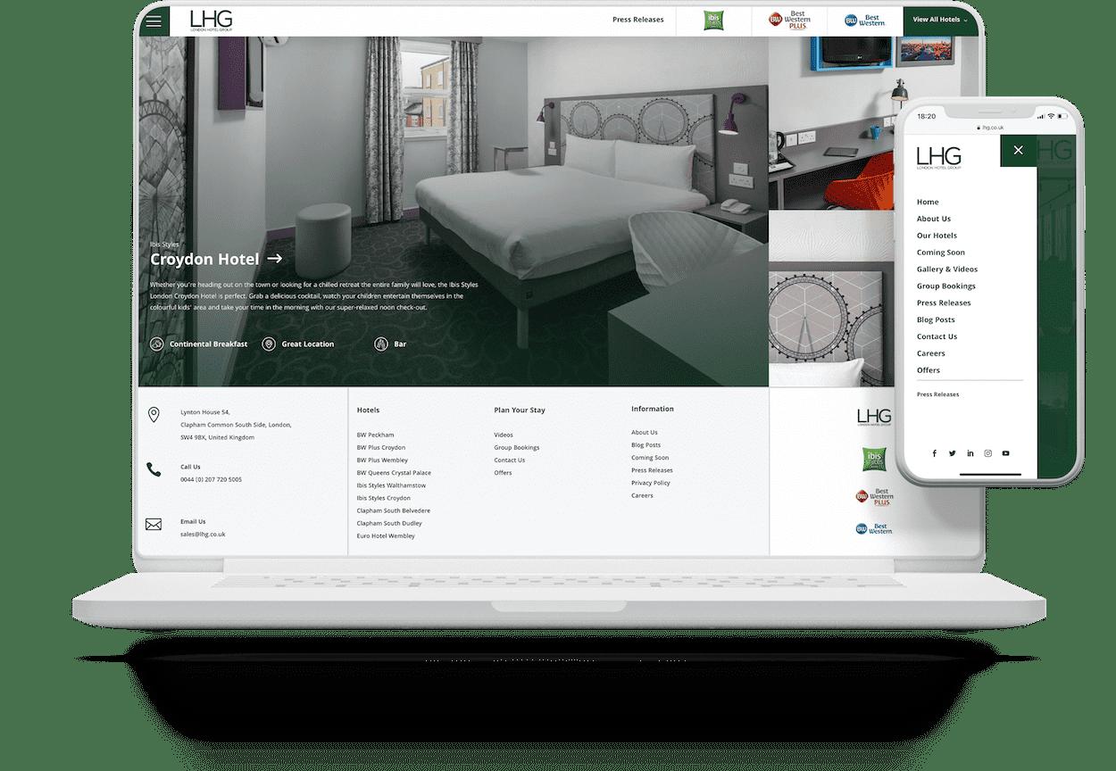 Website designed in Rotherham by DCX Design